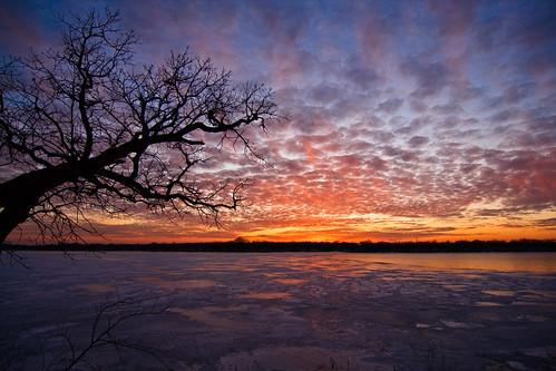 sunset lake topeka shawnee lakeshawnee