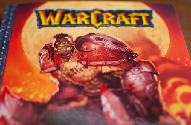 Warcraft comic book in Ukrainian