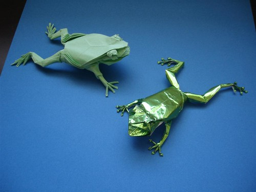 Origami, The Art of Designing and Manufacturing Masterpieces - photo#47