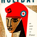 George Giusti Holiday Magazine Cover