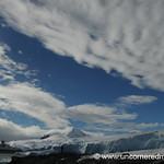Blue Skies, White Ice - Prospect Point, Antarctica