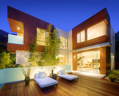 Contemporary exterior style