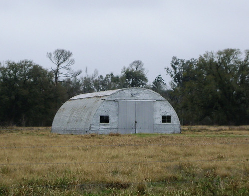 Quonset Hut, Double Bayou, Texas 0310101459