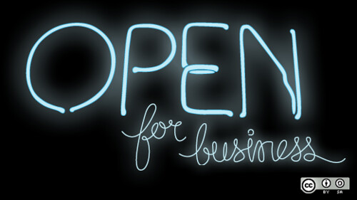 How to Start a Business, Building an open source business