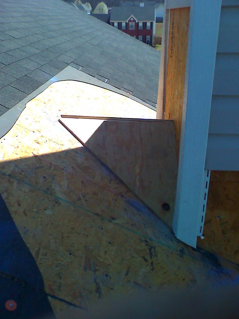 Chimney Repair Vinyl Siding Cricket Install Weather