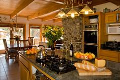 Granite Vista Kitchen
