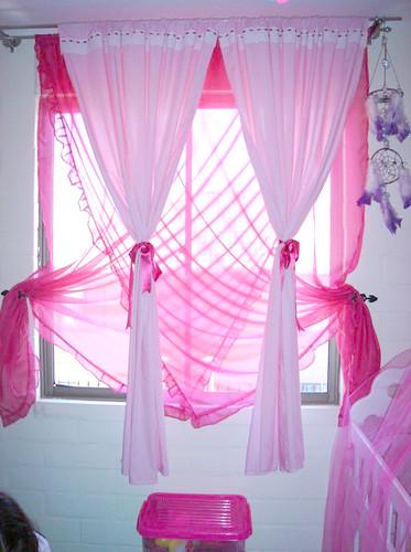 Cortinas infantiles cortinas colgantes letreritos con - Cortinas para habitacion infantil ...