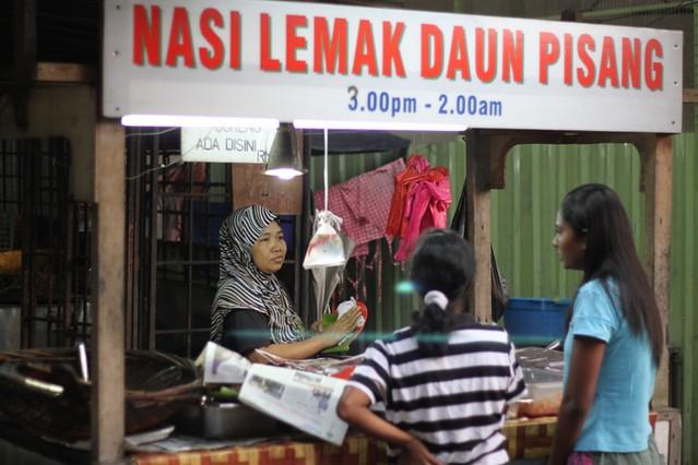 Utcai ebéd - Kuala Lumpur, Malajzia