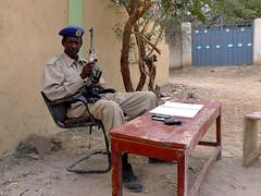 Hargeysa (Somaliland/Somalia) - Guard