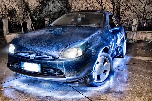 Reportajes Fotograficos (Ford Puma's de miedo) 4485612502_19876dca62_z