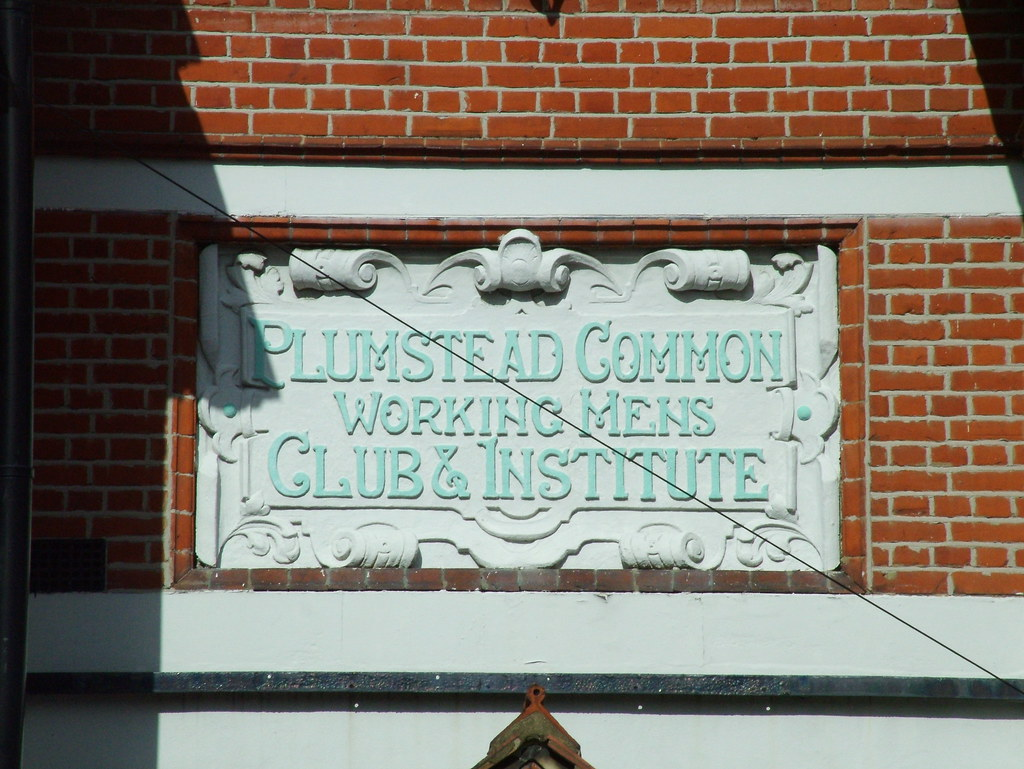Plumstead Common Working Mens Club