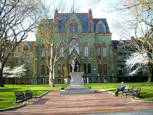 Spring - University of Pennsylvania Campus