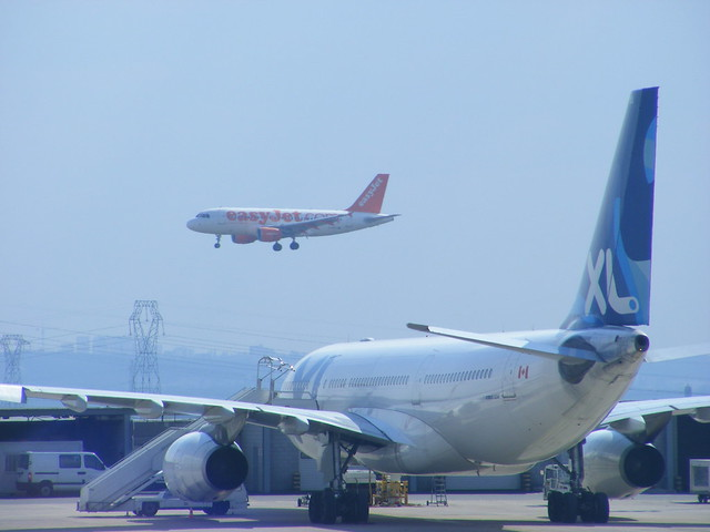 Xl airways france airbus a330 200 c gpts paris cdg for Airbus a330 xl airways interieur