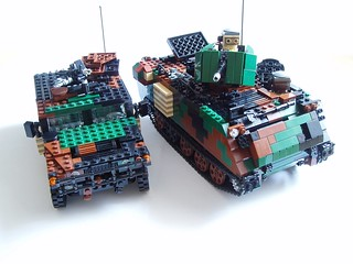 M113A3 Armoured Personnel Carrier (11)