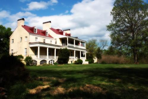 Claymont Mansion