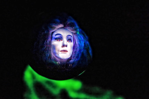 An Eerie Portrait - Madame Leota