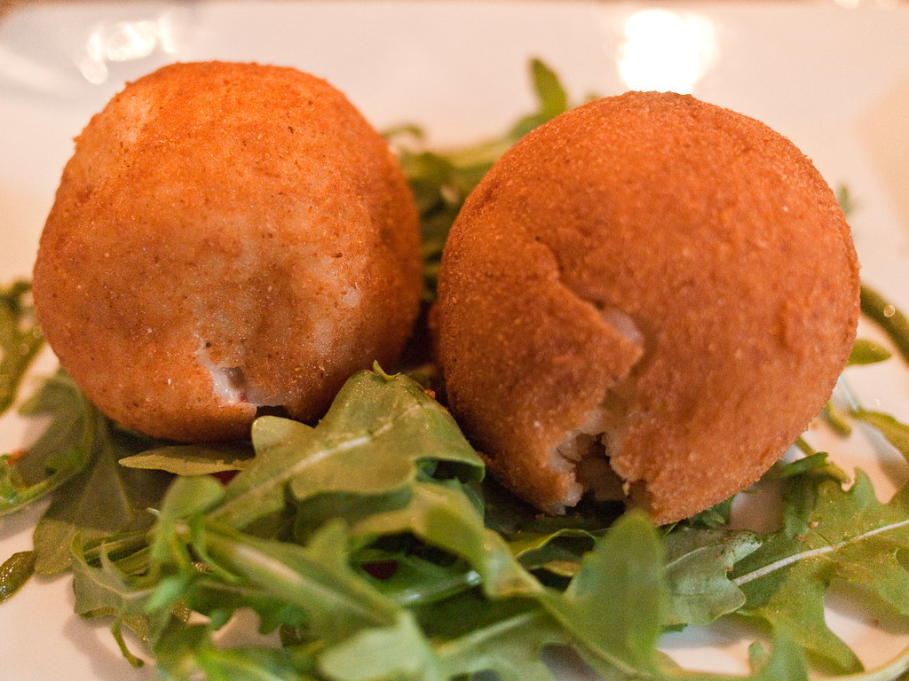 Piccola Cucina - Arancini Siciliani