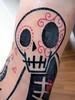 ian's tattoo - detail