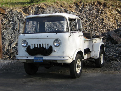 1962 FC170 Jeep Carstached