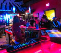 The Mercury Martini Bar