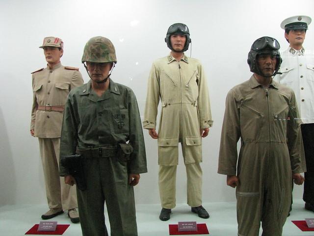 Korean War Uniform 109