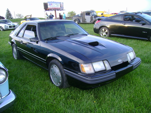1985 ford mustang svo related infomation specifications. Black Bedroom Furniture Sets. Home Design Ideas