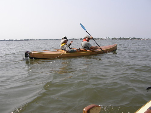 Sailing canoe design questions  [Archive] - The WoodenBoat Forum