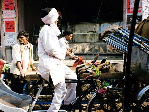 Varanasi Rickshaw Wallahs