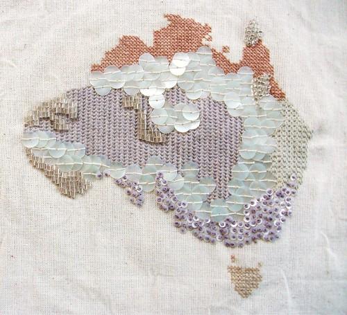 Australia embellished!