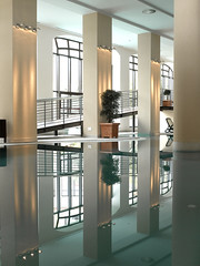 hotel THE RESIDENCE | indoor pool