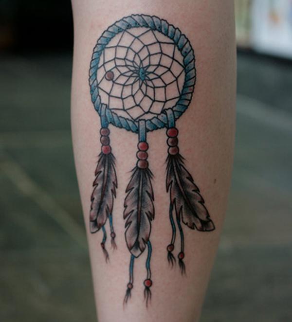 dream a little dream catcher » Only You Tattoo