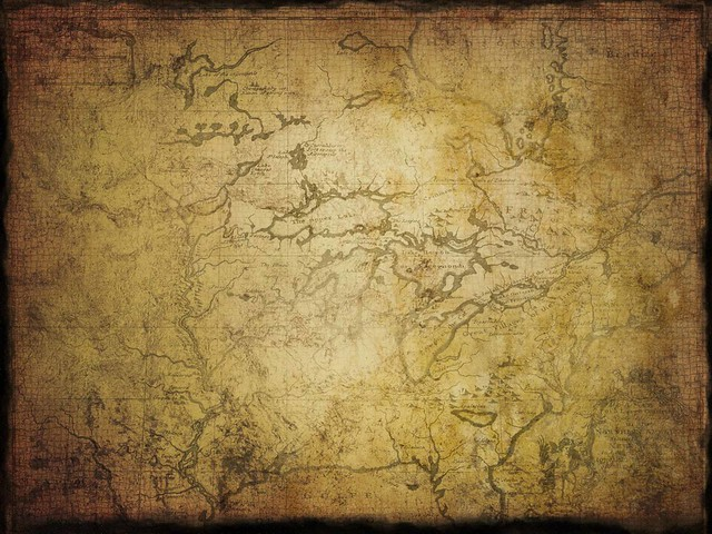 Old map texture | Flickr - Photo Sharing!