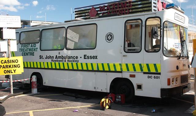 St john ambulance first aid head injury