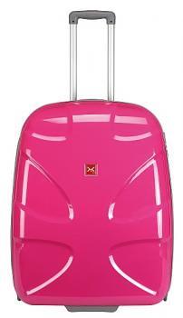 pink koffer trolley titan x2 von germanies next topmodel. Black Bedroom Furniture Sets. Home Design Ideas