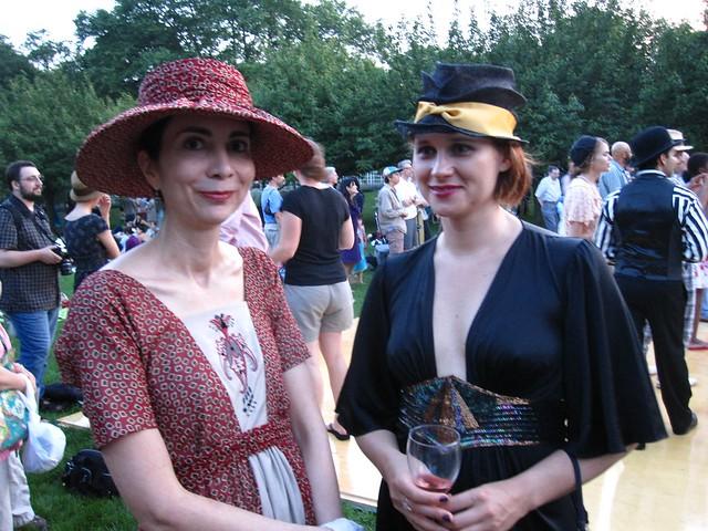 BBG Members' Centennial Evening. Photo by Rebecca Bullene.