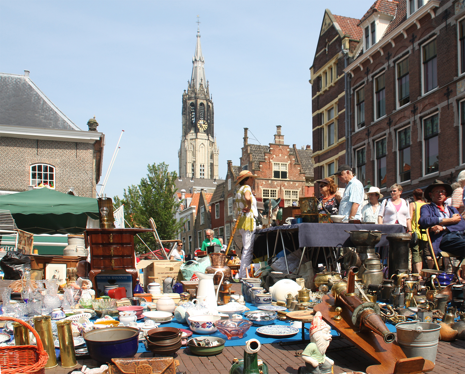 flohmarkt in delft explore reisen aus leidenschaft 39 s photo flickr photo sharing. Black Bedroom Furniture Sets. Home Design Ideas