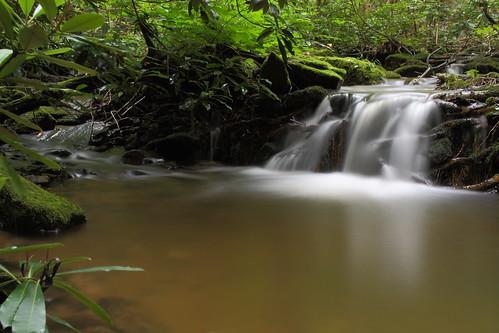 longexposure mountains nature creek waterfall nc stream northcarolina marion cascade naturephotography mcdowellcounty tomscreek davidhopkinsphotography
