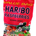 Haribo Raspberries