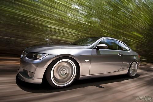 BMW E92 335 Rolling Rig Shot: South Miami 335i [Explored]