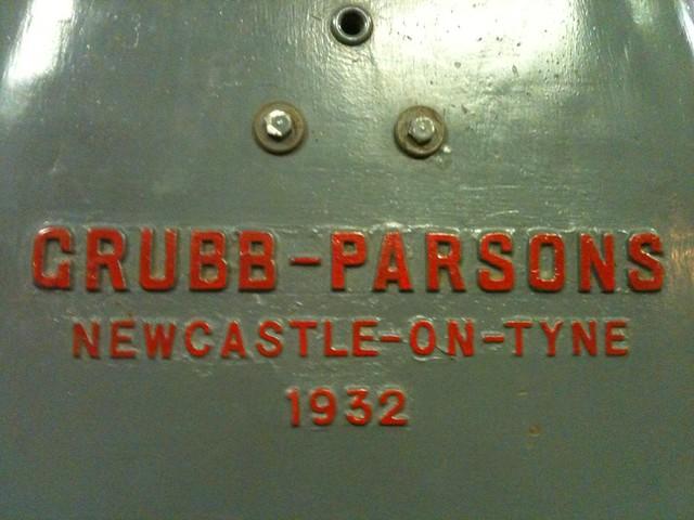 Grubb, Parsons and Co. Ltd