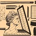 Close-up of larger image, from the Brockhaus and Efron Encyclopedic Dictionary by Double--M
