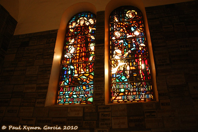 Saigon Notre Dame Basilica (Stained Glass)