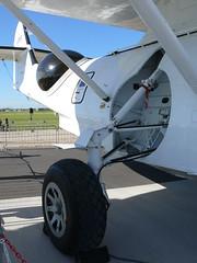 Hauptfahrwerk: PBY Catalina