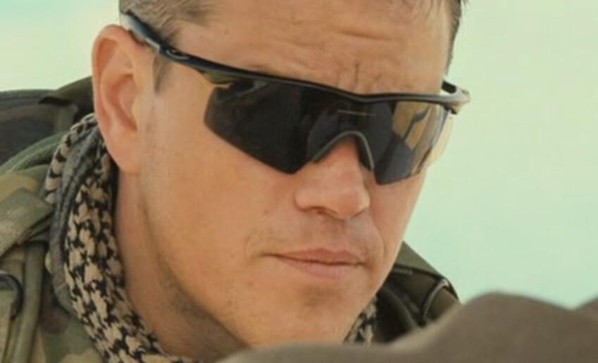 Oakley M Frame As Worn By Matt Damon In Green Zone A