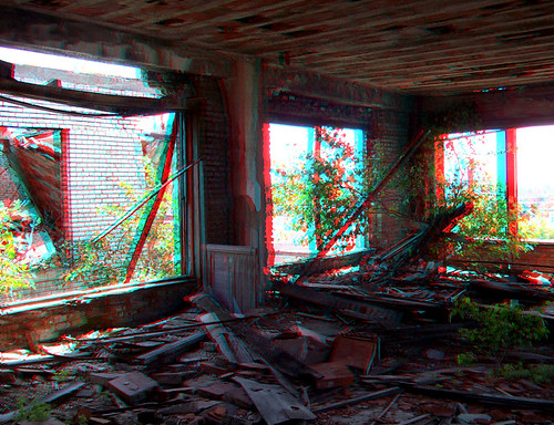 3d illinois ruins anaglyph eaststlouis