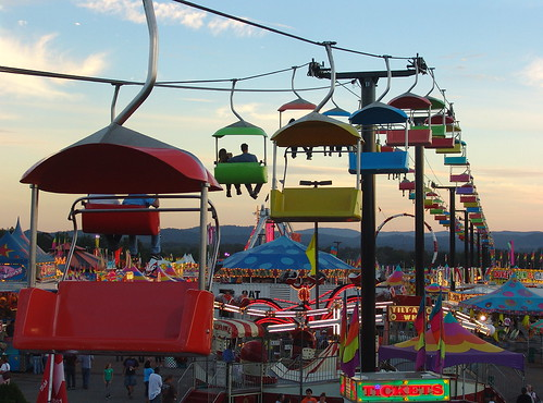 Asheville 2012 Mountain State Fair Offering Up Fun For