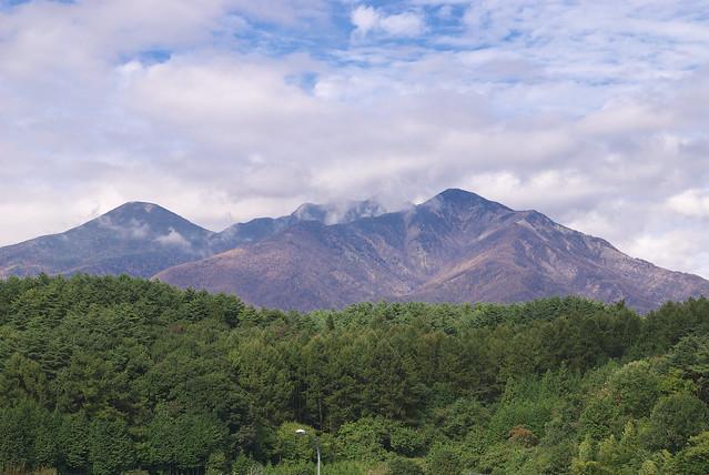 八ヶ岳 - Mt. Yatsugatake