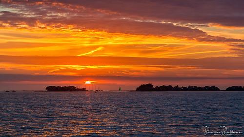 1st of July Sunset