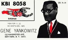 Birdman - New York, New York
