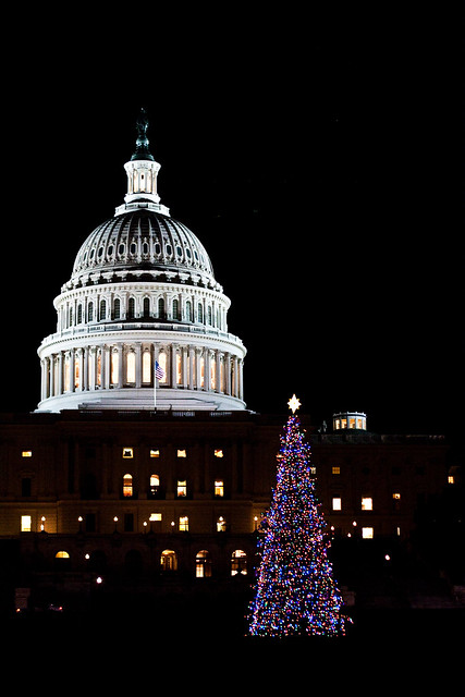 Congressional Christmas Tree